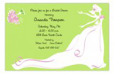 Bridal Toss Shower Invitation