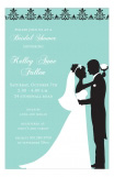 Bride and Groom Invitation