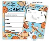 Sports Camp fill-in Seal-n-Send