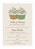 Buckle Up Buttercups Invitation