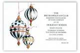 Carnival Balls Invitation