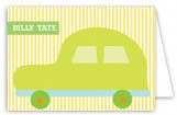 Cars Note Card