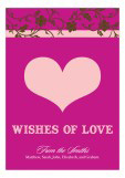Catalina Mini Valentine Card
