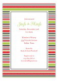 Jingle and Mingle Catie Holiday Invitations