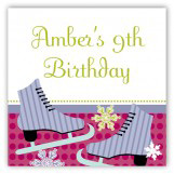 Celebrate and Skate Gift Tag