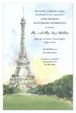 Champs des Mars Invitation