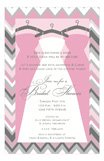 Chevron Maids Invitation