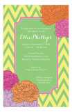 Chevron Summer Invitation