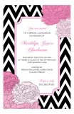 Chevron Ties Invitation