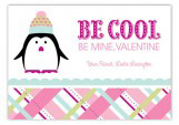 Chilly Wishes Mini Petite Card