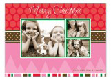 Christmas Memories Photo Card