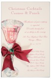 Christmas Punch Invitation