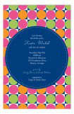 Color Cue Invitation