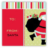 Coming to Town Gift Tag