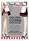 Cooks + Cookies Invitation