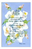 Cottage Roses Invitation