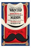 Cowboy Mustache Western Birthday Invitations