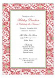 Cranberry Invitation