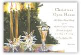 Crystal Stars Invitation
