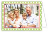 Cupcake Folded Photo Card