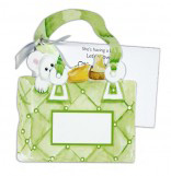 Diaper Bag Invitation