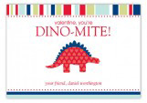 Dino-Mite Love Mini Petite Card