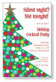 Dotty Tree Invitation