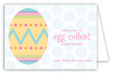 Easter Artwork Folded Note Card