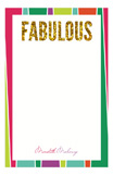 Fabulous Notepad