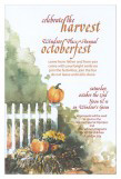 Fall Yard Invitation