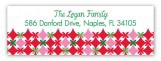 Festive Season Address Label