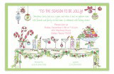 Festive Table Invitation