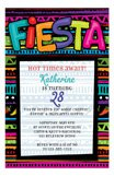 Fiesta Frenzy Invitation