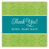 Fifty Reasons Square Sticker
