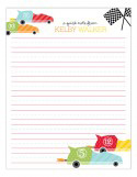 Finish Line Notepad