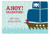 First Mate Valentine Card