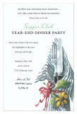 Flatware Invitation