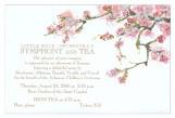 Flowering Fruit Invitation