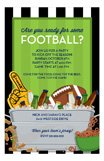 Football & Beer Invitation