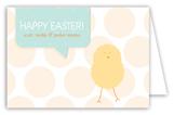 For Peep Sake Folded Note Card