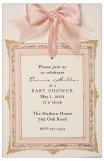 Frame Pink Invitation