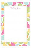 Fresh Paisley Notepad