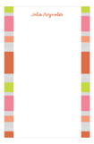 Fruity Stitching Notepad
