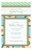 Garden Blooms Invitation