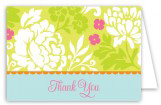 Garden Floral Note Card