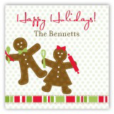 Gingerbread Folks Gift Tag
