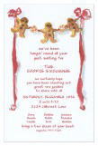 Gingerbread Men Invitation