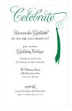 Grad Celebrate Green