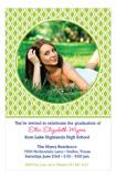 Grad Patterned Tutti Photo Card