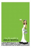 Green Martini Fab African-American Notepad